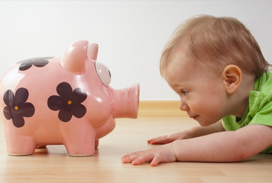 Kids Crew Savings Accounts