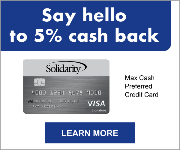 Credit Cards Banner ad