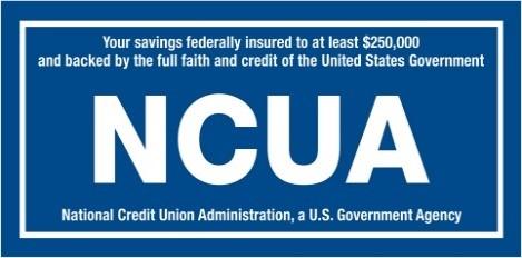 Member NCUA logo