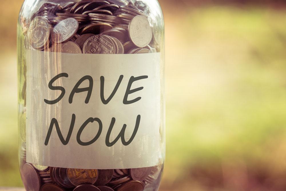 Solidarity Savings Coin Jar