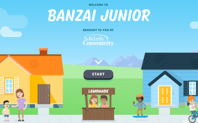 Financial Education For Kids Course from Banzai! and Solidarity