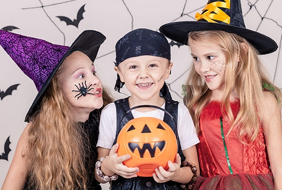 Kids Community Halloween Party