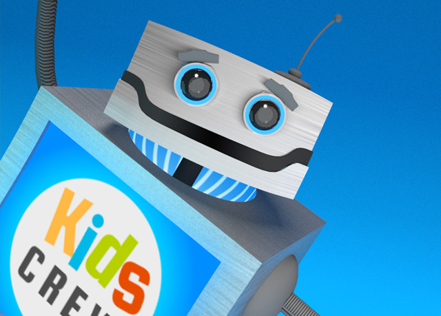 Join SOLBOT in the Kids Crew