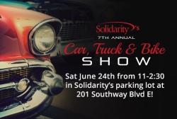 7th Annual Car Show