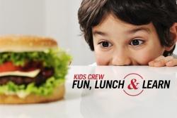 Fun, Lunch & Learn!